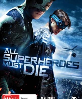 All Superheros must die dvd_hires