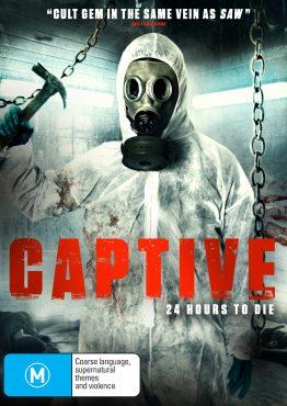 Captive Australia DVD