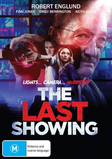 The Last Showing Australian DVD Cover