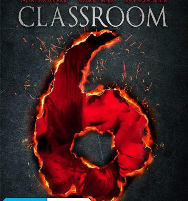 Classroom 6 - Australian DVD Poster
