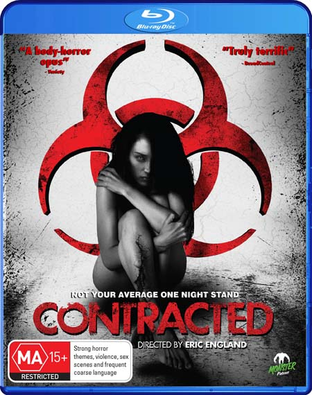 Contracted Bluray hires