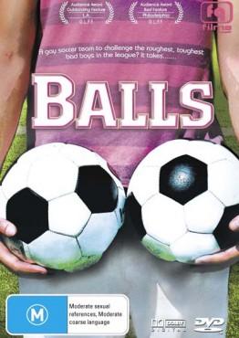 FV1932 BALLS DVD COVER