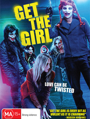Get The Girl - Australian DVD