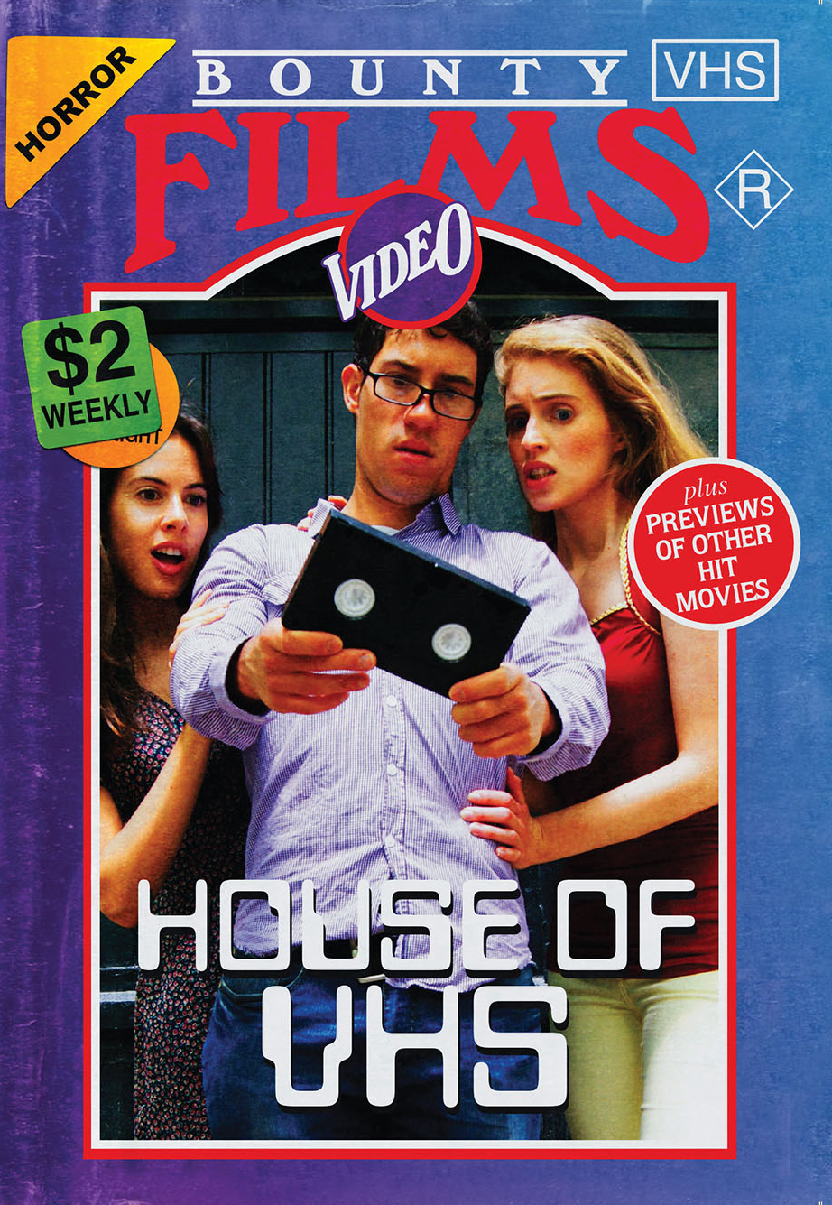House of VHS - VHS Cover