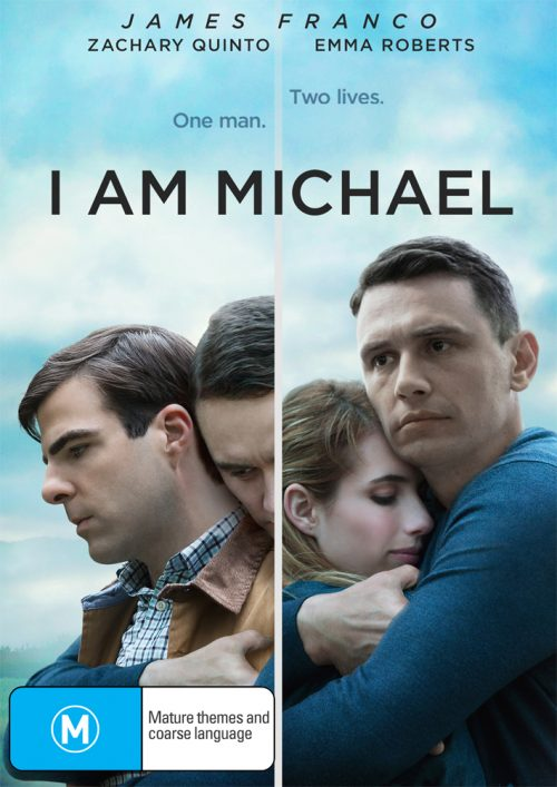 I Am Michael - Australian DVD
