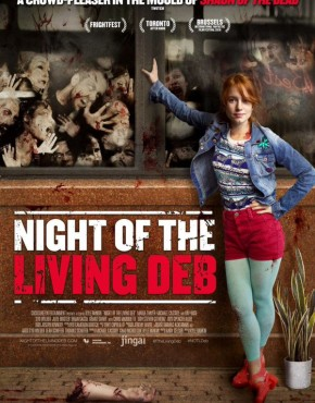 Night of the Living Deb Poster 1