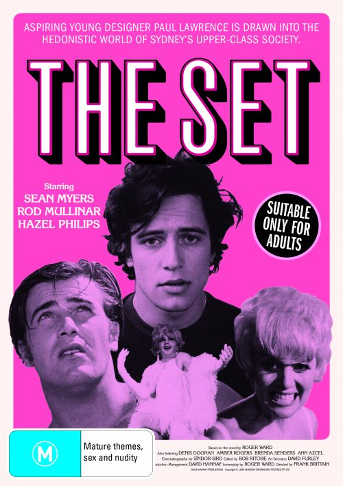 The Set (2070) - DVD Poster