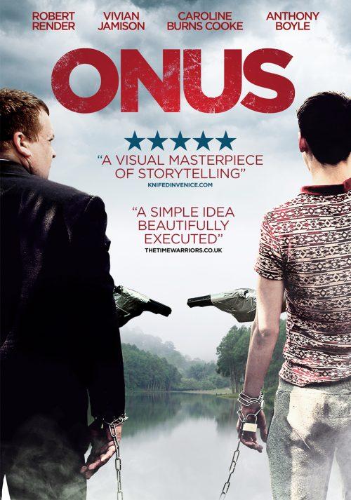 Onus - Australian DVD Cover