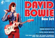 David Bowie Box Sex Australian