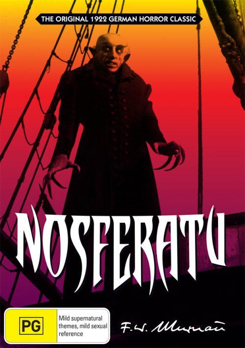 Nosferatu (1922) (DVD)