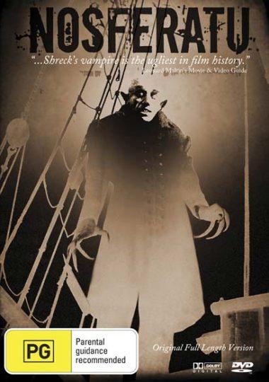 Nosferatu (1922) (DVD) – Bounty Films