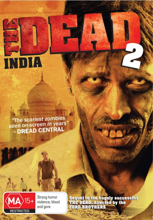The Dead 2 - Australian DVD Art
