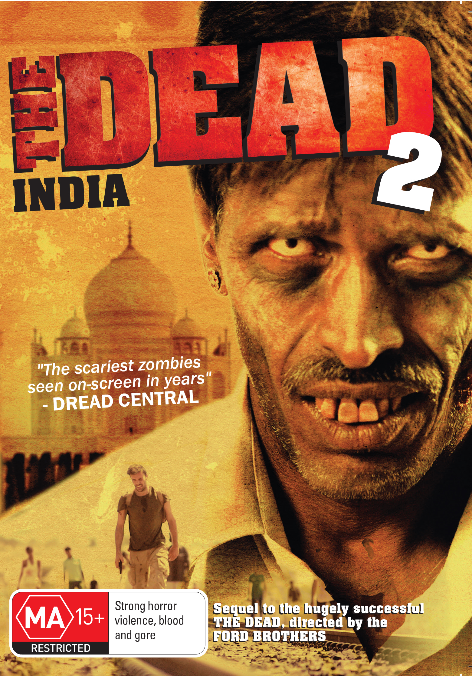 The Dead 2 - Australian DVD Art